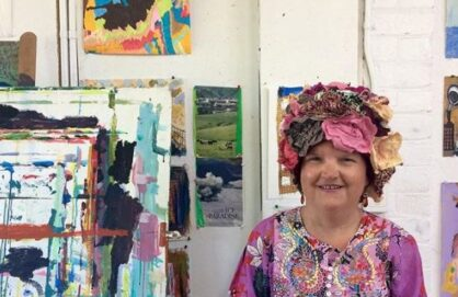 Rosie O'Brien on Being Drawn to Colour