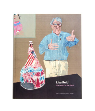 Lisa Reid 'The Devil's in the Detail' x Catalogue